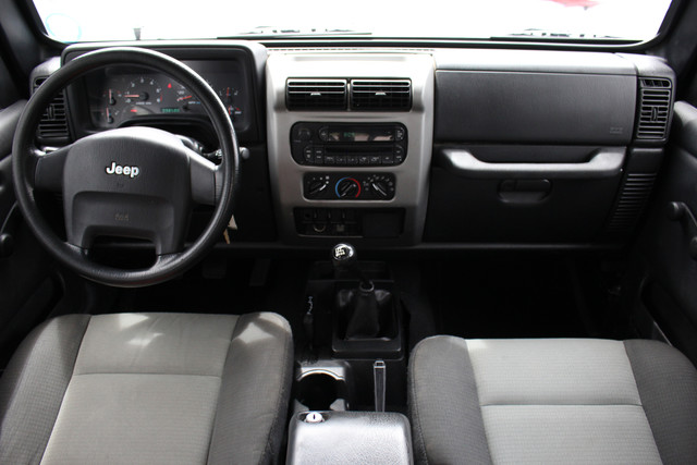 2006 Jeep Wrangler X Mooresville , NC 13