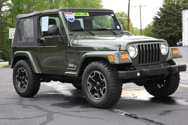 2006 Jeep Wrangler X Mooresville , NC 2