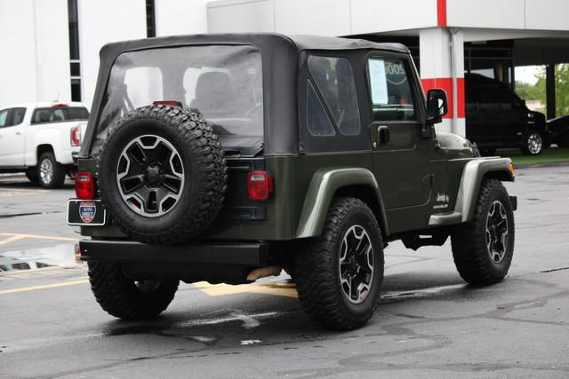 2006 Jeep Wrangler X Mooresville , NC 4