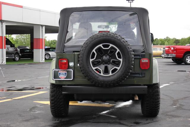 2006 Jeep Wrangler X Mooresville , NC 5