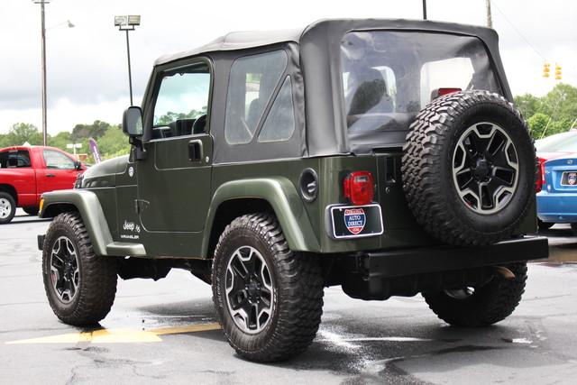 2006 Jeep Wrangler X Mooresville , NC 6