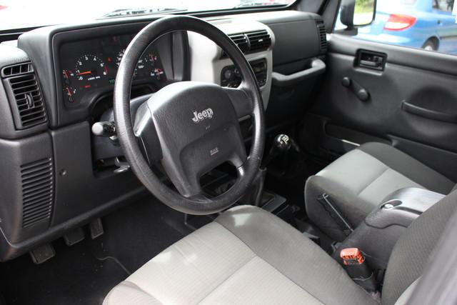 2006 Jeep Wrangler X Mooresville , NC 9