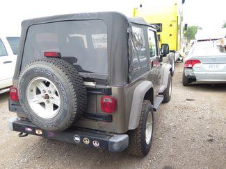 2006 Jeep Wrangler Sport Ravenna, MI 4