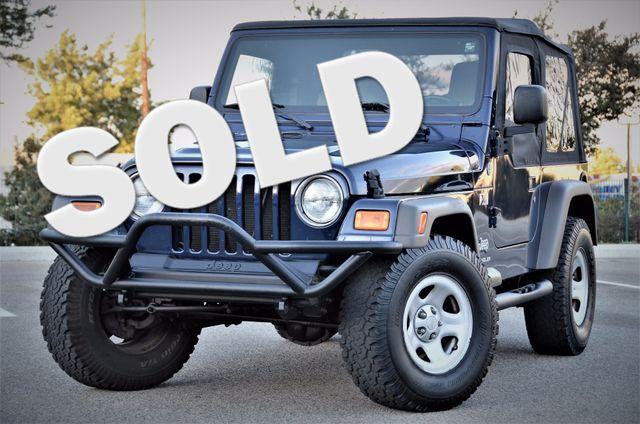 2006 Jeep Wrangler X Reseda, CA 0