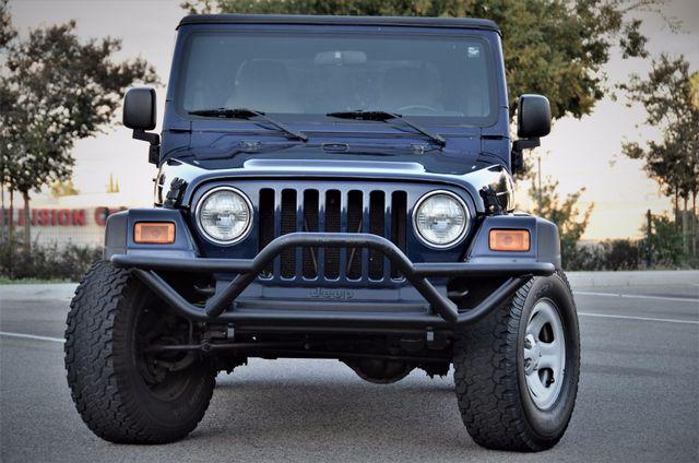 2006 Jeep Wrangler X Reseda, CA 2