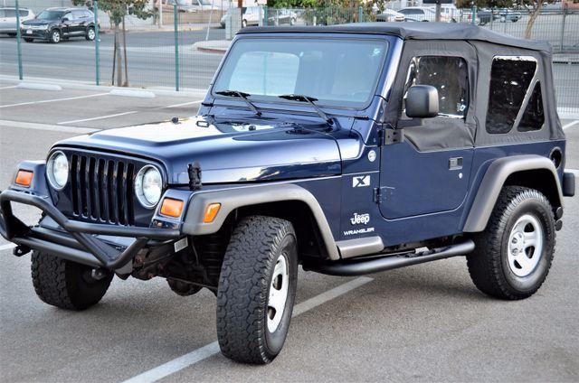 2006 Jeep Wrangler X Reseda, CA 23