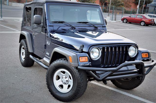 2006 Jeep Wrangler X Reseda, CA 24