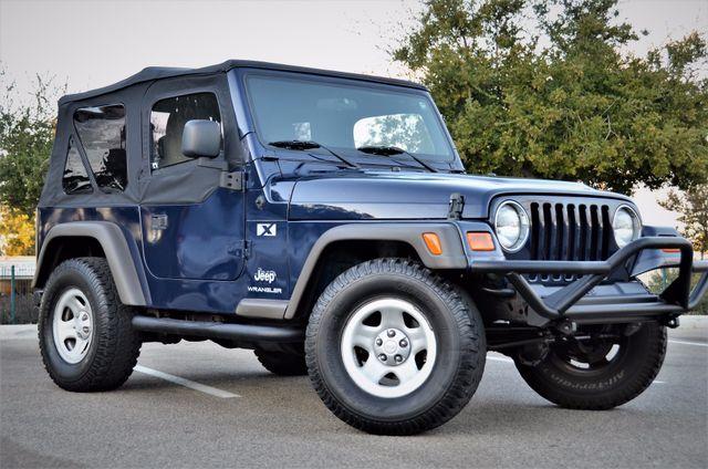 2006 Jeep Wrangler X Reseda, CA 1