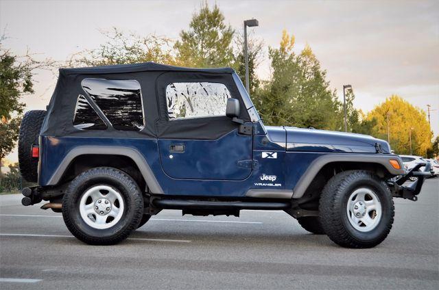 2006 Jeep Wrangler X Reseda, CA 11