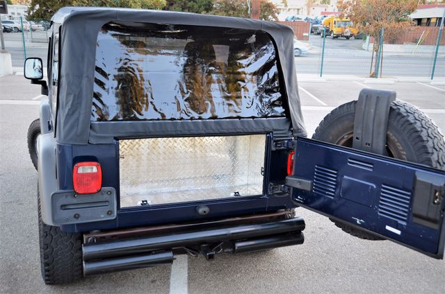 2006 Jeep Wrangler X Reseda, CA 4