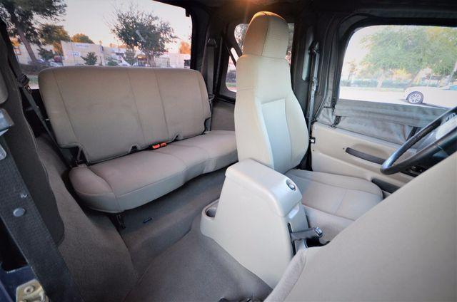 2006 Jeep Wrangler X Reseda, CA 27