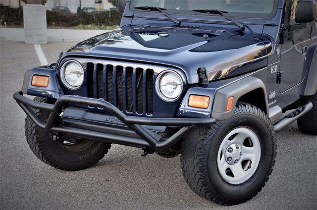 2006 Jeep Wrangler X Reseda, CA 15