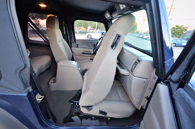 2006 Jeep Wrangler X Reseda, CA 28