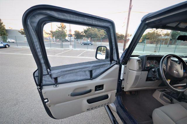 2006 Jeep Wrangler X Reseda, CA 8