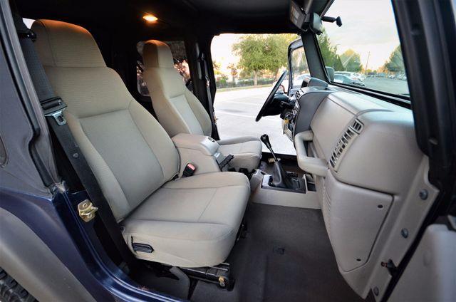 2006 Jeep Wrangler X Reseda, CA 6