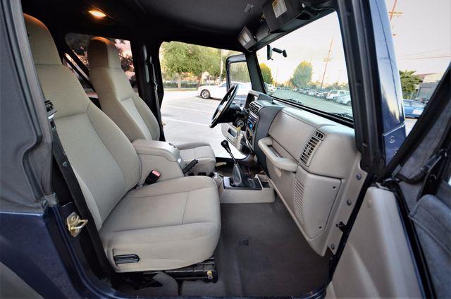 2006 Jeep Wrangler X Reseda, CA 33
