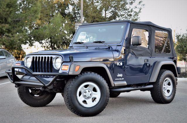 2006 Jeep Wrangler X Reseda, CA 16