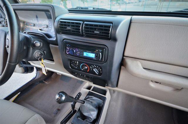 2006 Jeep Wrangler X Reseda, CA 34