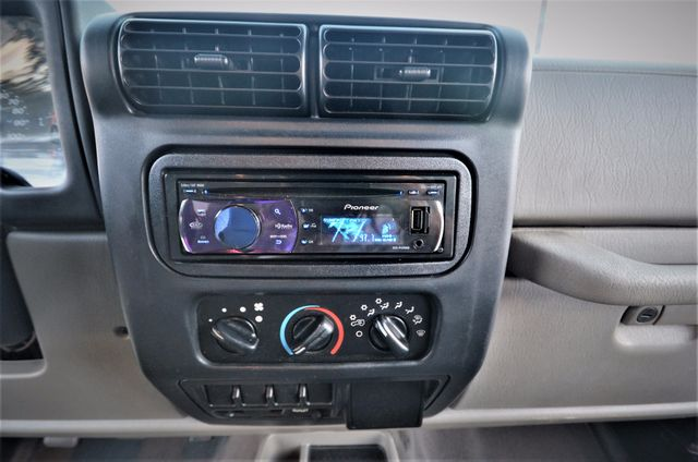 2006 Jeep Wrangler X Reseda, CA 36
