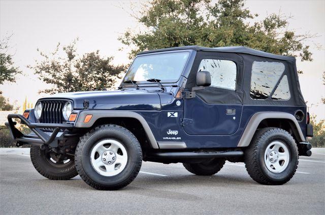 2006 Jeep Wrangler X Reseda, CA 18