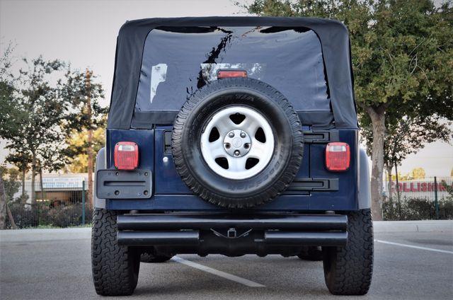 2006 Jeep Wrangler X Reseda, CA 3