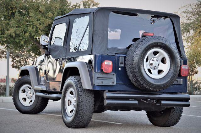 2006 Jeep Wrangler X Reseda, CA 20