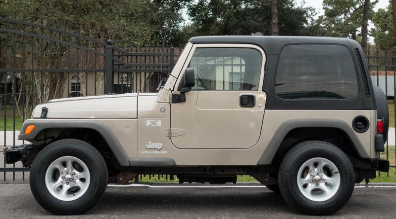 2006 Jeep Wrangler X   Texas  EURO 2 MOTORS  in , Texas