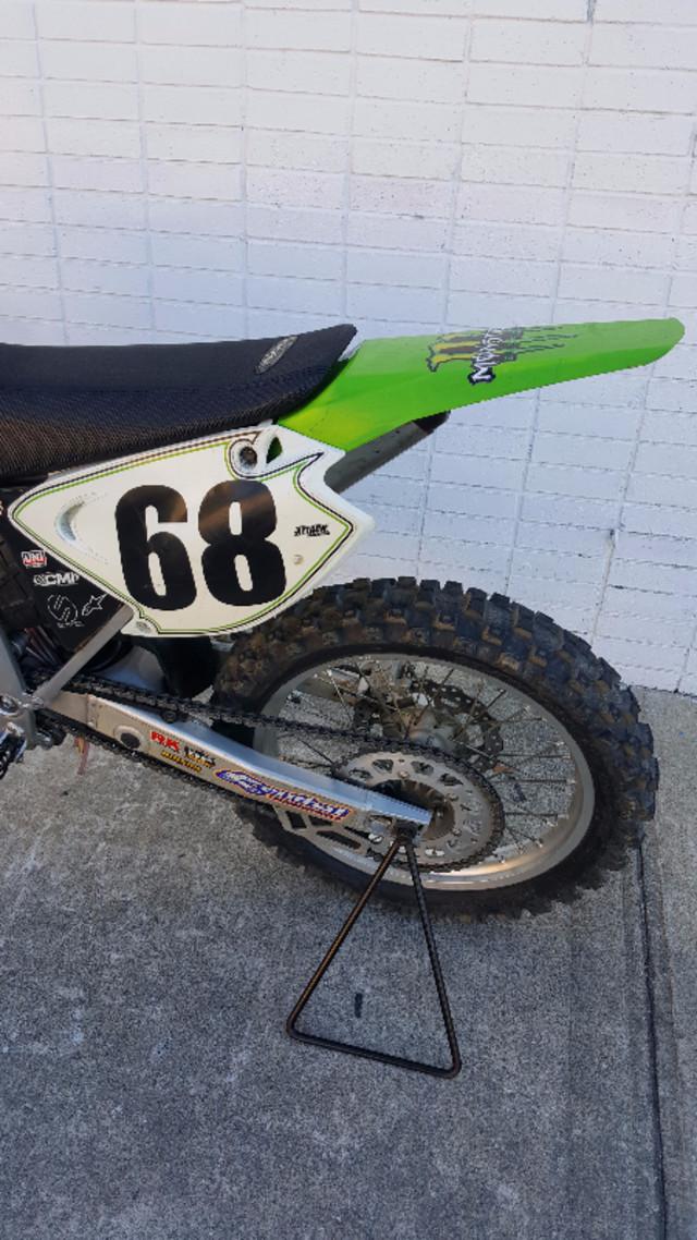 2006 Kawasaki KX250 Daytona Beach, FL 2