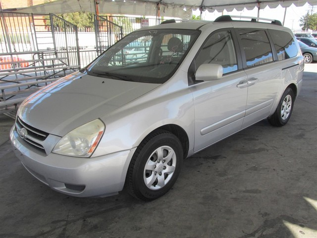 2006 Kia Sedona LX This particular Vehicle comes with 3rd Row Seat Please call or e-mail to check