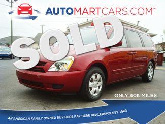 2006 Kia Sedona EX | Nashville, Tennessee | Auto Mart Used Cars Inc. in Nashville Tennessee