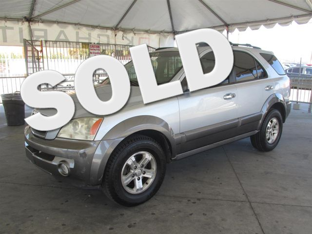 2006 Kia Sorento EX Please call or e-mail to check availability All of our vehicles are availab