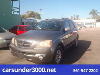 2006 Kia Sorento EX Lake Worth , Florida