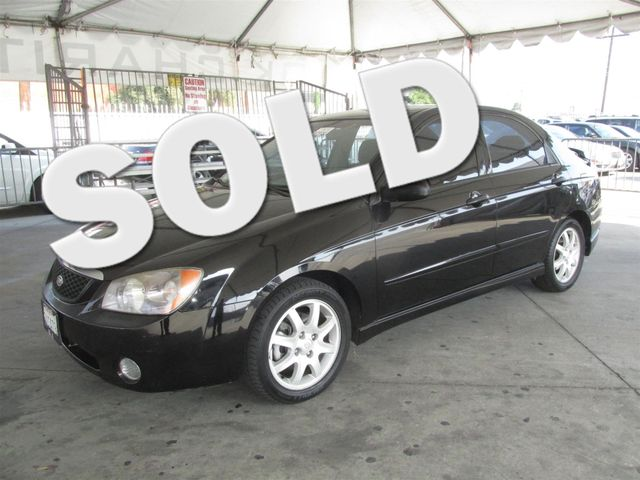 2006 Kia Spectra SX Please call or e-mail to check availability All of our vehicles are availab