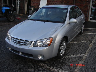 2006 Kia Spectra EX Spartanburg, South Carolina 2