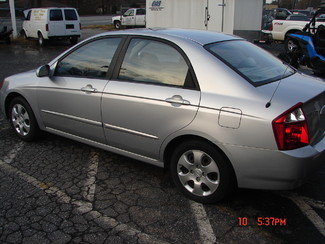 2006 Kia Spectra EX Spartanburg, South Carolina 3