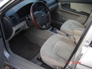 2006 Kia Spectra EX Spartanburg, South Carolina 4