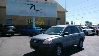 2006 Kia Sportage LX | OKC, OK | Norris Auto Sales in Oklahoma City OK