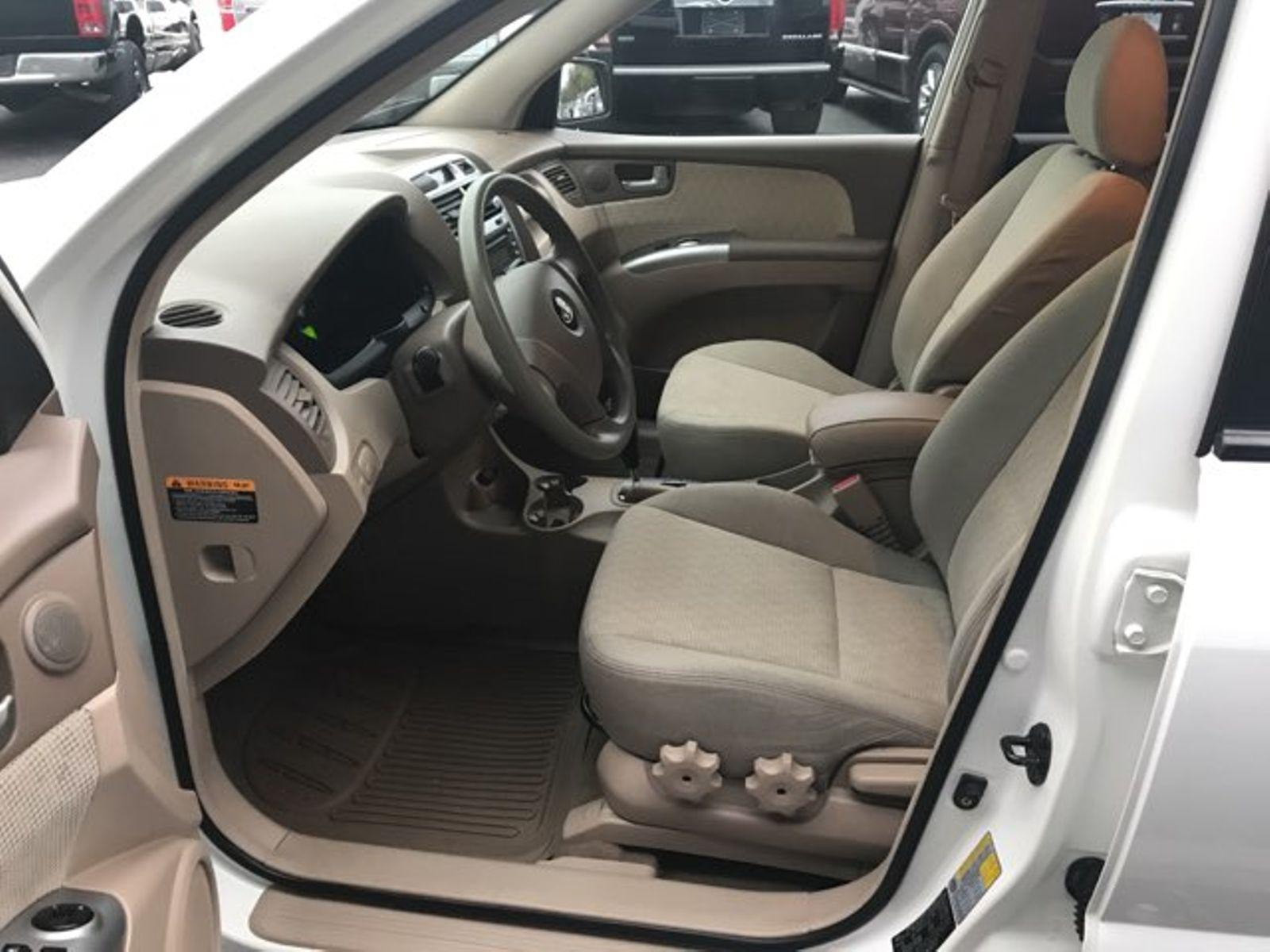 2006 Kia Sportage LX city TX Clear Choice Automotive