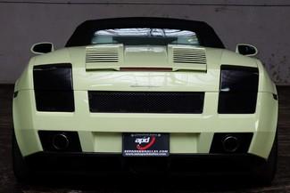 2006 lamborghini gallardo spyder awd in addison tx - Lamborghini Gallardo Spyder Green