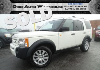 2006 Land Rover LR3 SE 4x4 Leather Sunroof Clean Carfax We Finance | Canton, Ohio | Ohio Auto Warehouse LLC in  Ohio