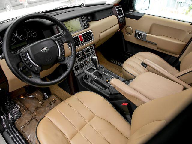 2006 Land Rover Range Rover HSE Burbank, CA 9