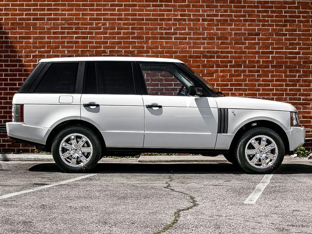 2006 Land Rover Range Rover HSE Burbank, CA 7
