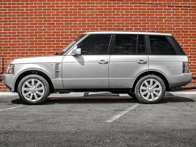 2006 Land Rover Range Rover SC Burbank, CA 4