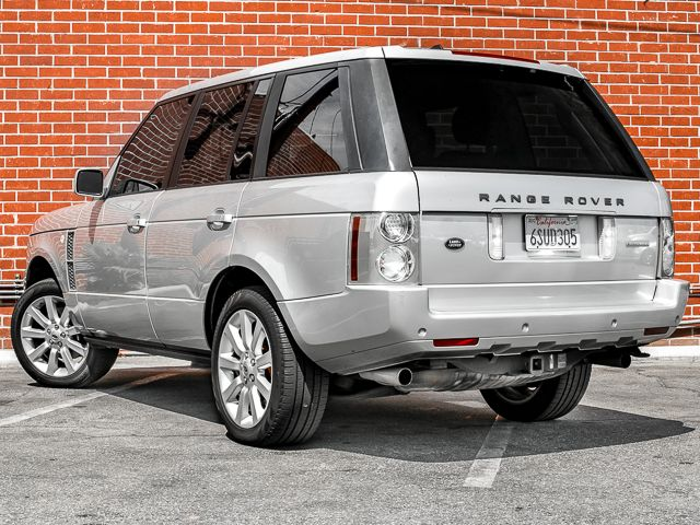 2006 Land Rover Range Rover SC Burbank, CA 7