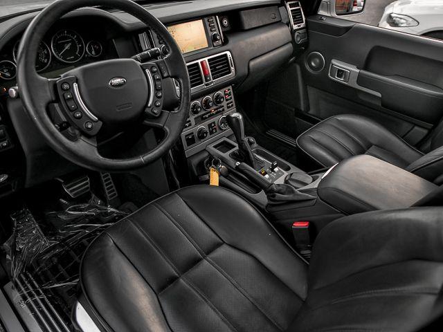 2006 Land Rover Range Rover SC Burbank, CA 9