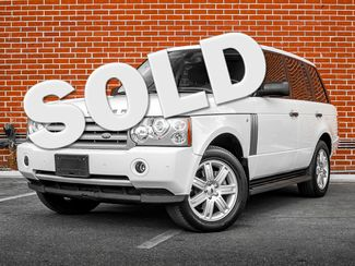 2006 Land Rover Range Rover HSE Burbank, CA