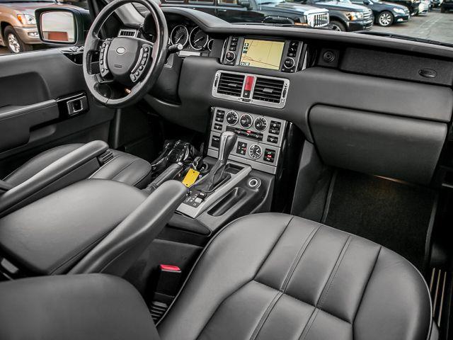 2006 Land Rover Range Rover HSE Burbank, CA 12