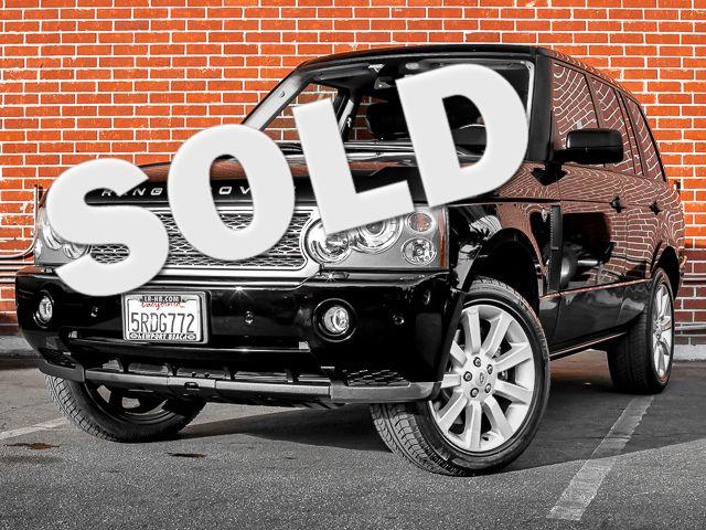 2006 Land Rover Range Rover SC Burbank, CA 0