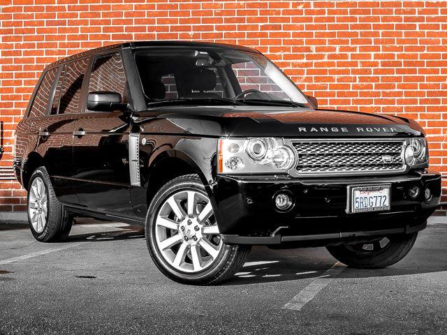 2006 Land Rover Range Rover SC Burbank, CA 1