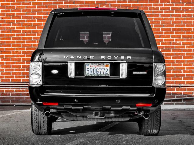 2006 Land Rover Range Rover SC Burbank, CA 3